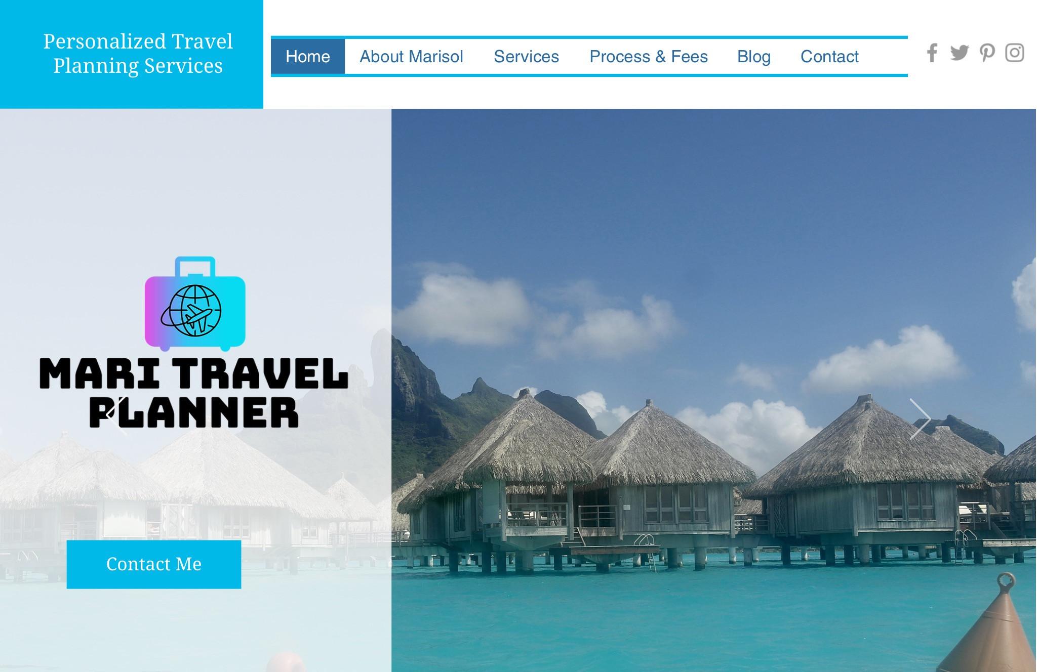 LUXURY TRAVEL | Mari Travel Planner