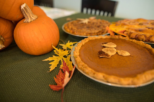 Organic Sugar Pumpkin Pie