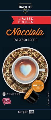 חוזק 7- Nocciola - קפה אגוזים