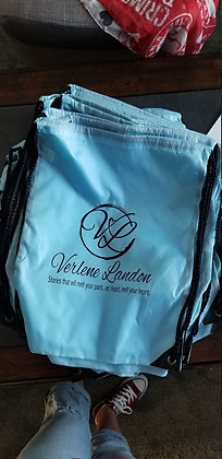 Verlene Landon Drawstring Sports Pack With Reinforced Corners