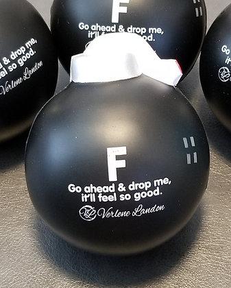 F-Bomb Stress Ball