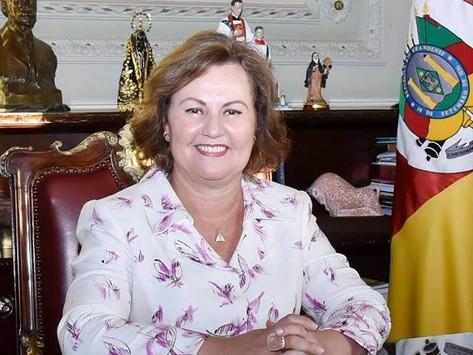 Secretária de Agricultura abre a 21ª Fenarroz com o 1º Seminário da Mulher no Agronegócio