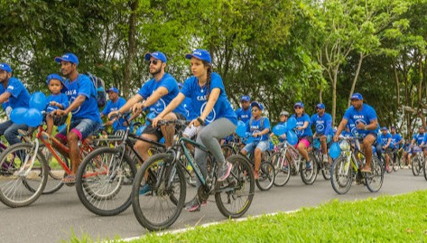 Novembro azul terá passeio ciclístico alusivo à conscientização do câncer de próstata