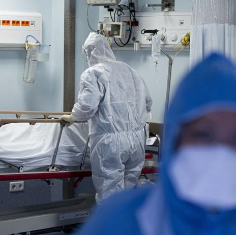 Mulher de 69 anos, é a 45ª morte com Covid-19 em Cachoeira do Sul