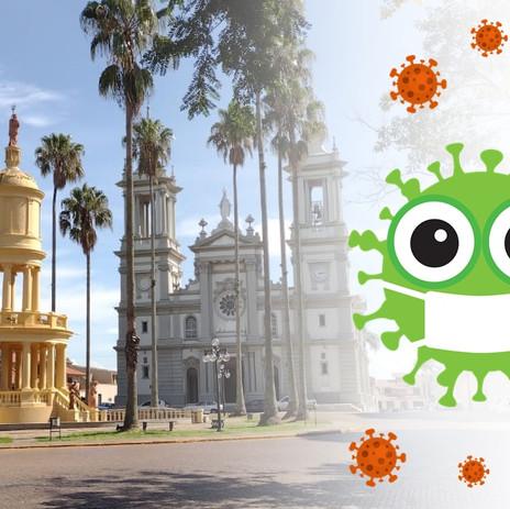 Cachoeira registra 146 casos de coronavírus nesta sexta-feira
