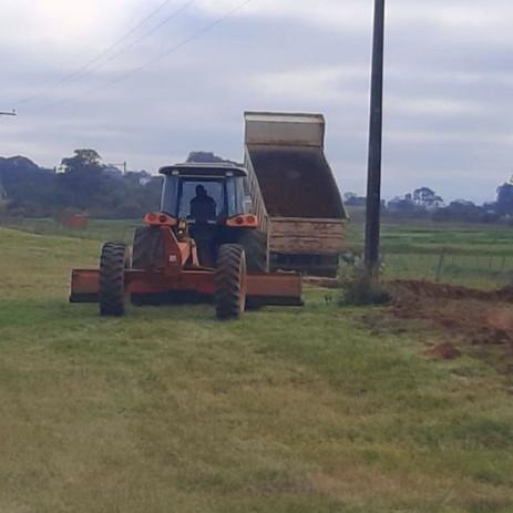 Irga inicia obras na Barragem do Capané nesta segunda-feira