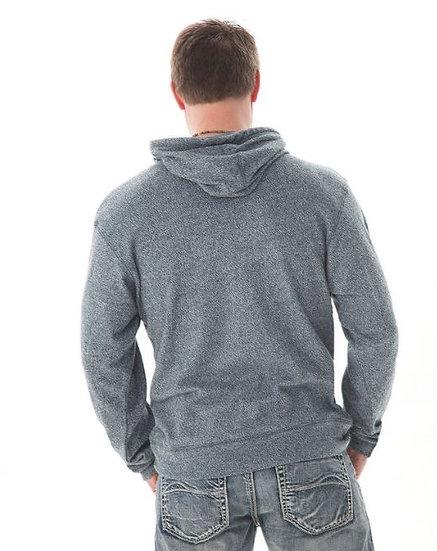 Blue hooded sweatshirt (H00409)