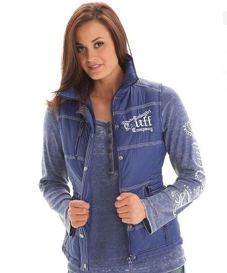 Blue vest (F00248)