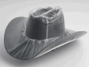 Plastic Hat protector