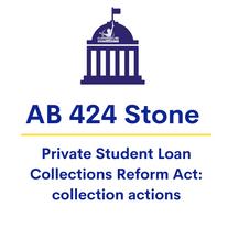 AB 424 Stone