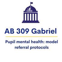 AB 309 Gabriel
