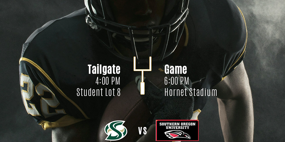 #SacYouthPopUp Tailgate at Sac State Vs South Oregon Raiders