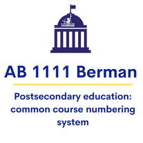AB 1111 Berman