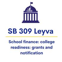 SB 309 Leyva