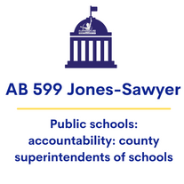 AB 599 Jones-Sawyer