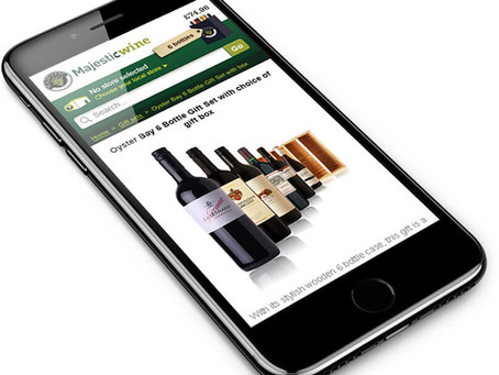 [REVIEW] MAJESTIC WINE MOBILE