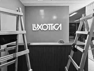 LUXOTTICA Showroom BJ