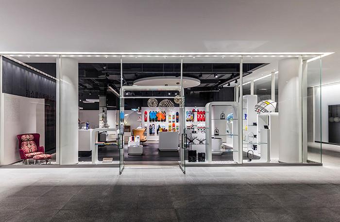 #LapisBureau #interiors #showroom #store #retail #RiTZ #MoMA #Shenzhen #China
