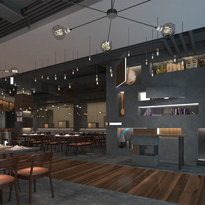 Fusion Restaurant Restyling