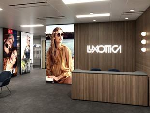 LUXOTTICA Showroom CD