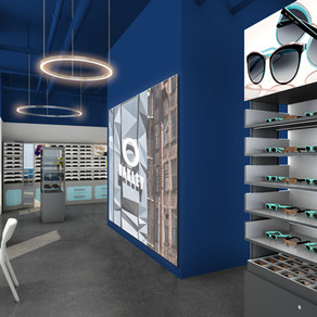 LUXOTTICA Showroom TW