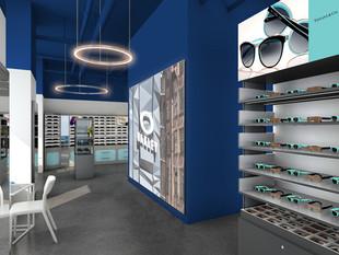 LUXOTTICA Showroom TW