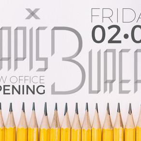 LAPIS BUREAU : NEW OFFICE