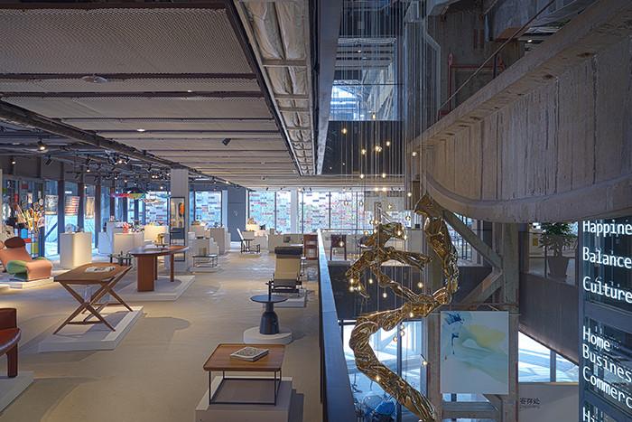 ARTSHIP-design-store-Shanghai-Lapis-Bureau-02web-overview-Kengo-Kuma