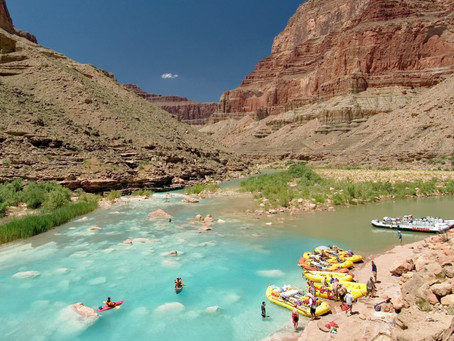 Rafting Trip on Your Family's Bucket List?