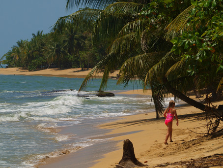 Get to Puerto Viejo Costa Rica (before everyone else arrives!)