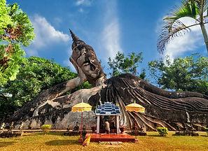 Laos_Vientiane_Wat Xieng Khuan Buddha_sh