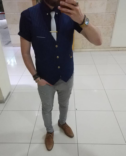 Smart Business Casual