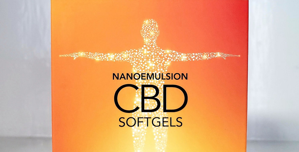 CBD Soft Gels