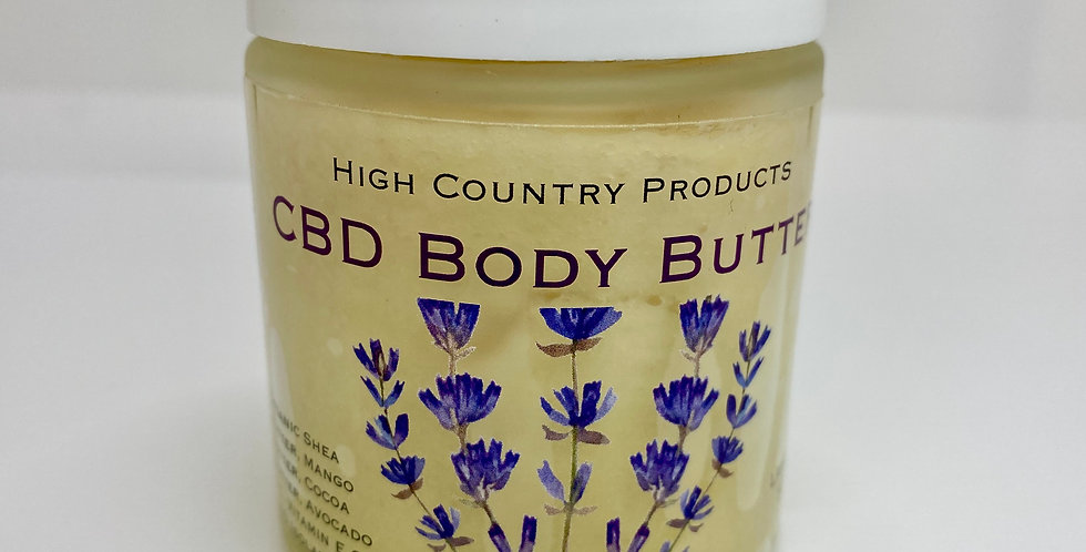 500MG Body Butter