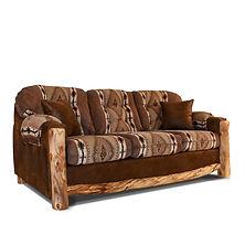 Sofa with 2 Pillows