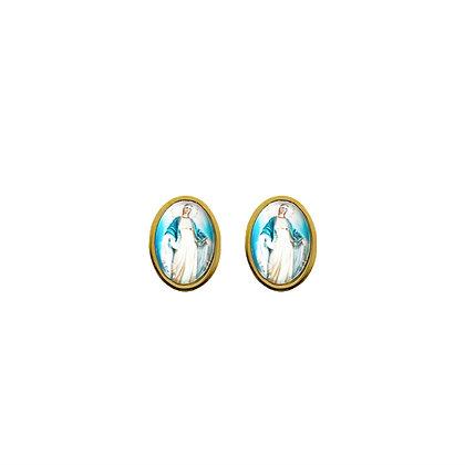 Boucles d'oreilles de Marie