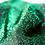 Thumbnail: Chaussettes vertes à paillettes