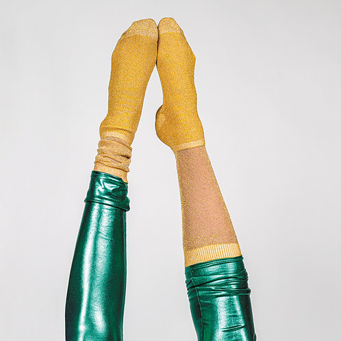 Chaussettes d'or