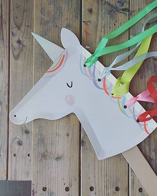 The Unicorn Paddle is a super fun DIY to