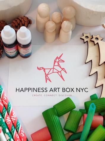 HAPPINESS ART BOX NYC