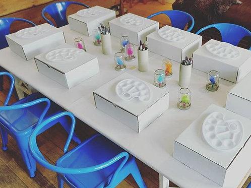 HAPPINESS Art Box Craft Kit