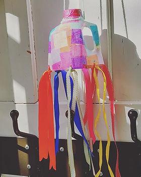 The Rainbow Jellyfish... _skyvillagenyc!