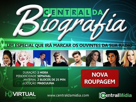 CENTRAL DA BIOGRAFIA