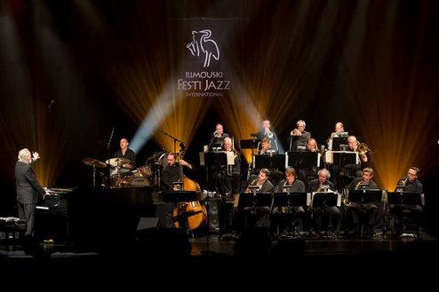 Vic Vogel et le jazz big band