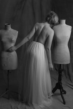 The Dressmaker's Room i