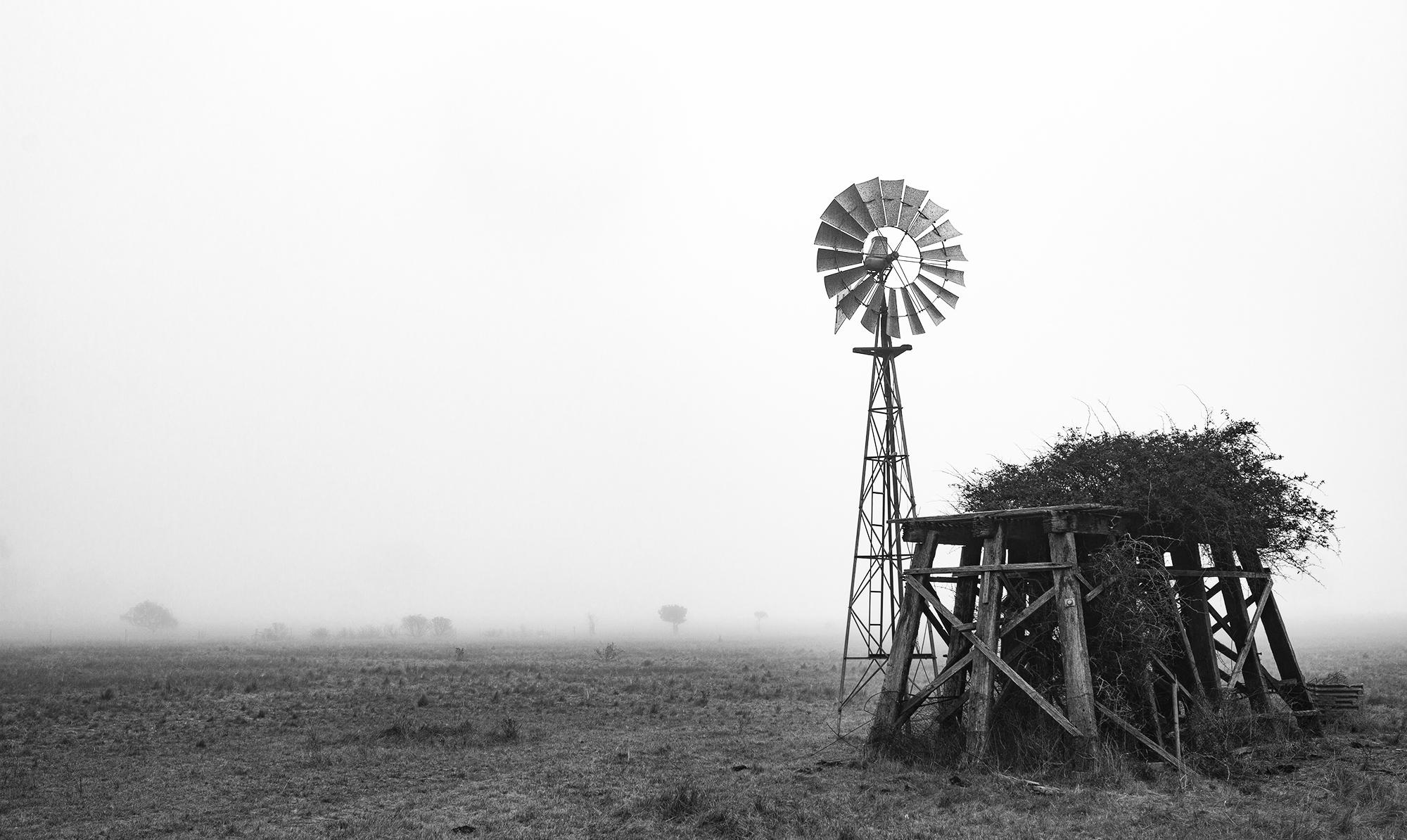Foggy Roads, Bacchus Marsh, Vic, Australia