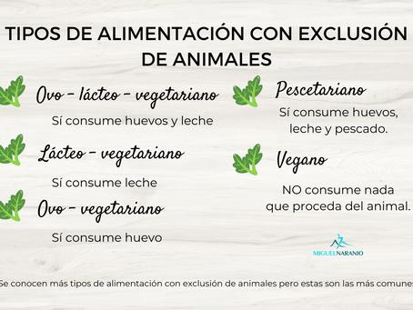LA IMPORTANCIA DE LOS NUTRICIONISTAS EN PACIENTES VEGANOS Y VEGETARIANOS.