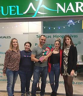 equipo Miguel Naranjo
