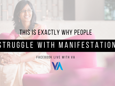 This Is Exactly Why People Struggle With Manifestation