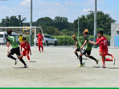 8月4日(水)高円宮杯 JFA U-18 W2-B VS坂戸西 試合結果